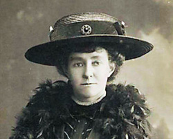 Emily Davison was considered a martyr by her fellow suffragettes